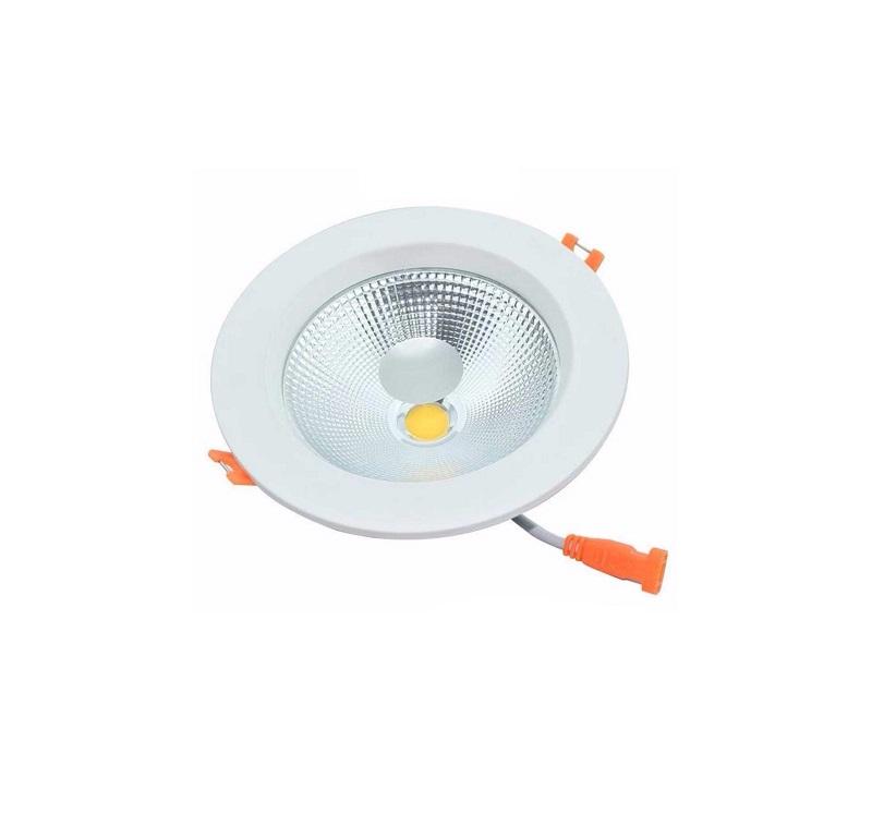 Φωτιστικό LED - Downlight - 30W - 4000K - 040009