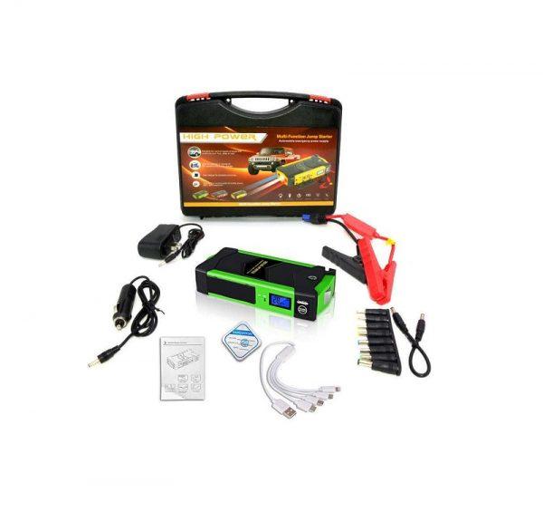 Μπαταρία εκκίνησης αυτοκινήτου - Car Power Bank - 12V - 2xUSB - 300317