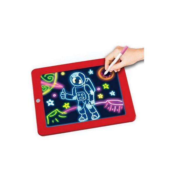 Παιδικός μαγικός πίνακας ζωγραφικής - Magic Pad - 925483