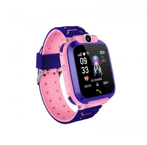 Παιδικό smartwatch - Q12 - 882375 - Pink