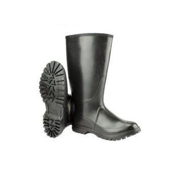 Αδιάβροχες γαλότσες εργασίας - Black - No.43 - 20315