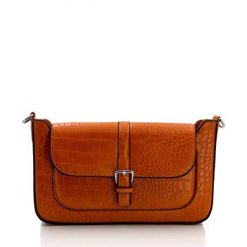 Τσάντα χιαστί– Πορτοκαλί JW-706130