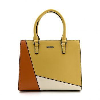 Τσάντα Ώμου - Κίτρινο LM-20114-304
