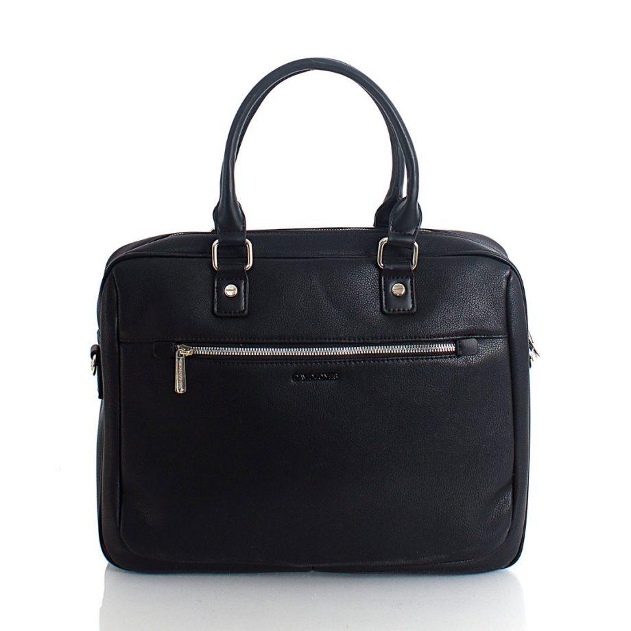 Τσάντα χιαστί χειρός business – Μαύρο 80660401