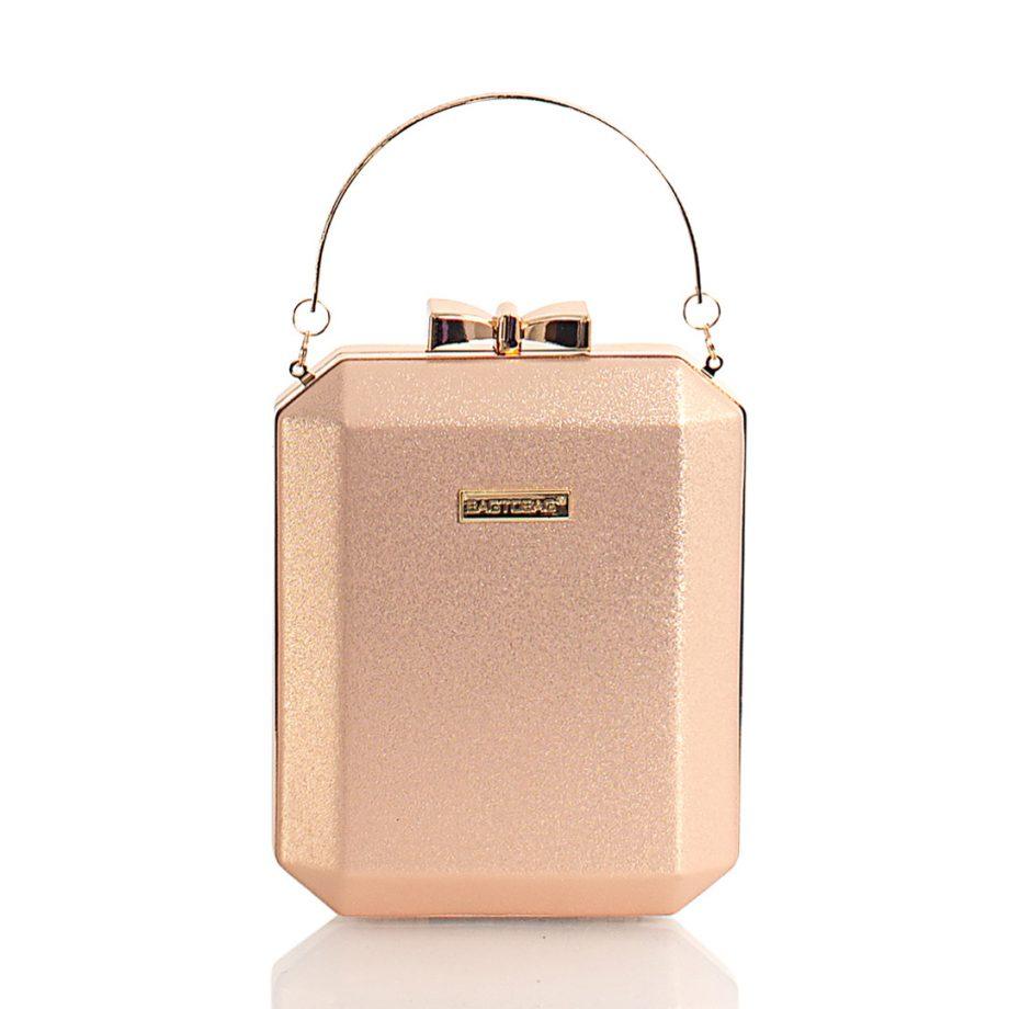 Τσάντα φάκελος clutch – Χάλκινο JH123606