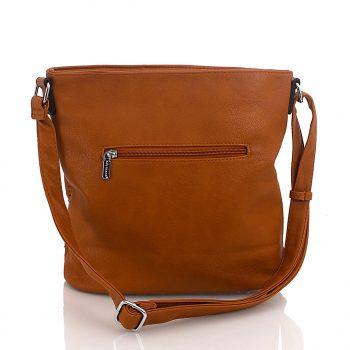 Τσάντα χιαστί – Κάμελ 554302