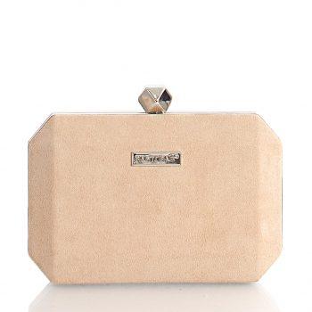 Τσάντα φάκελος clutch BagtoBag– Μπεζ JH897508