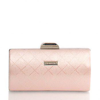 Τσάντα φάκελος clutch BagtoBag– Ροζ JH500805