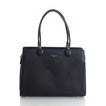 Τσάντα Ώμου 3 θέσεων - Μαύρο CM605501
