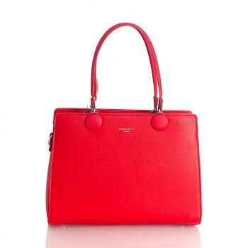 Τσάντα Ώμου 3 θέσεων - Κόκκινο CM605503