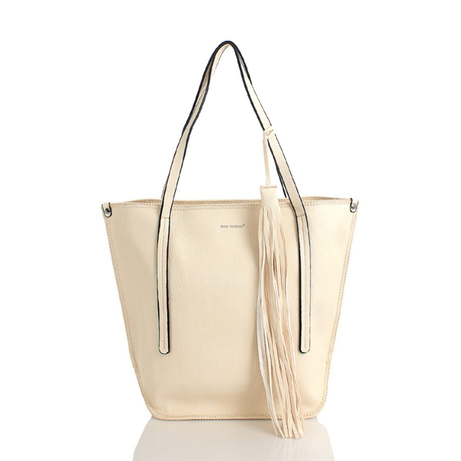 Τσάντα ώμου BagtoBag – Μπεζ NH388108