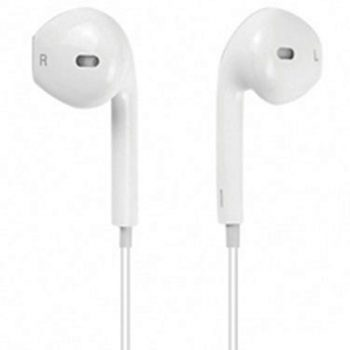 Jellico X5 Earbuds Handsfree με Βύσμα 3.5mm Λευκό