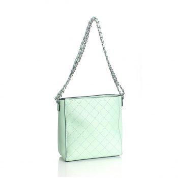 Τσάντα Ώμου BagtoBag- Φυστικί LS59213