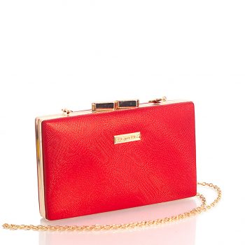 Τσάντα clutch BagtoBag– Κόκκινο CK101903