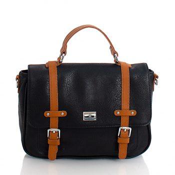 Τσάντα χιαστί ταχυδρόμου– Μαύρο SP2005901