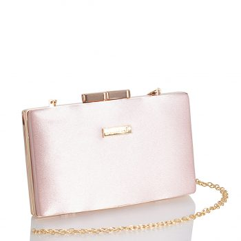 Τσάντα clutch BagtoBag– Ροζ CK102105