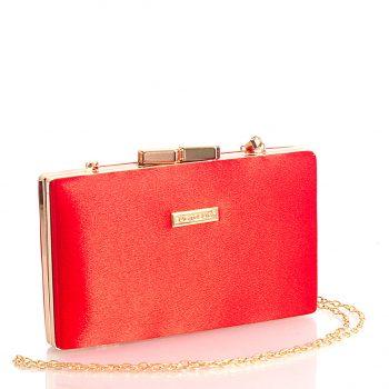 Τσάντα clutch BagtoBag– Κόκκινο CK102103