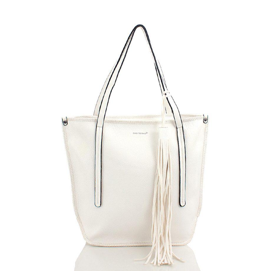 Τσάντα ώμου BagtoBag – Άσπρο NH388107