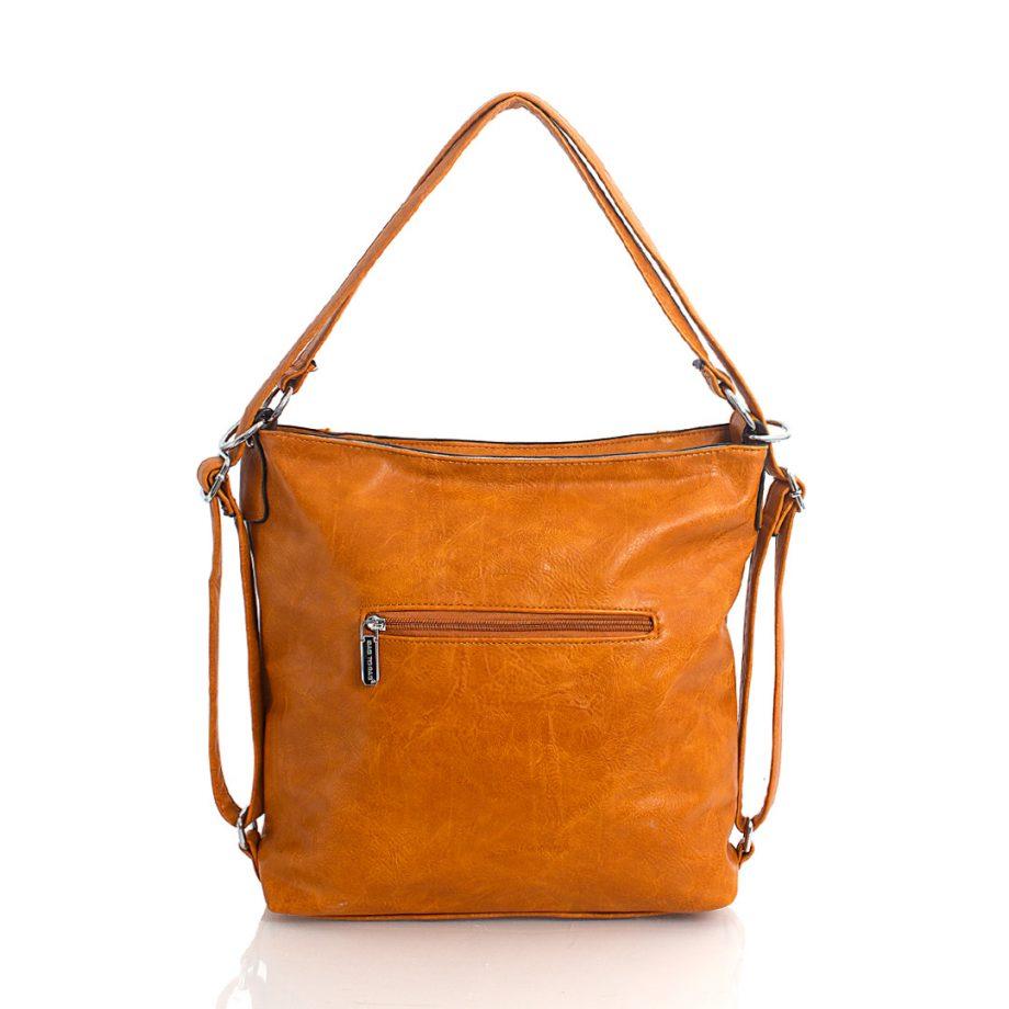 Τσάντα χιαστί – Κάμελ 560602