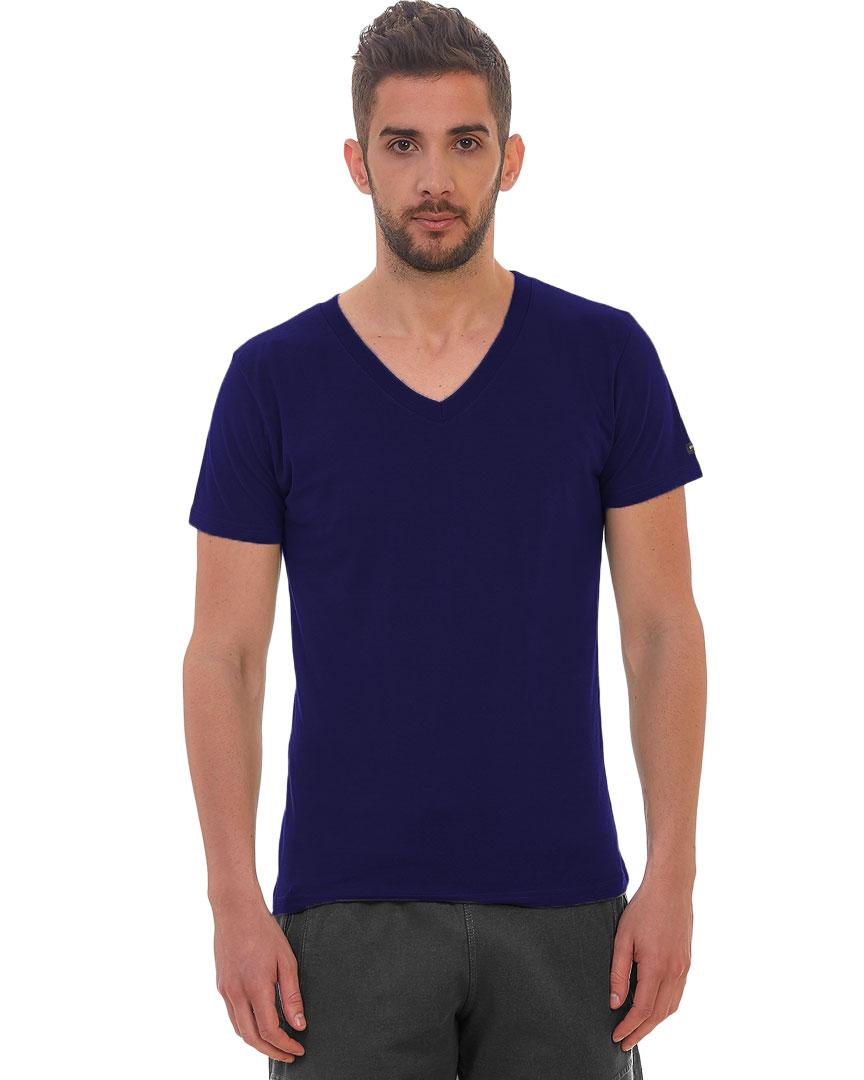 Μπλούζα μακό V #677  677-5