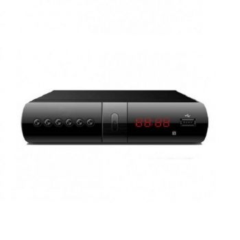 Andowl QY-H1 Ψηφιακός Δέκτης Mpeg-4 Full HD (1080p) Σύνδεση USB