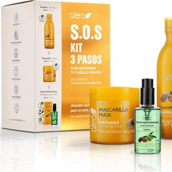 Alea S.O.S. Kit Shampoo 500ml
