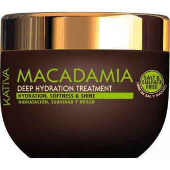 KATIVA MACADAMIA DEEP HYDRATION TREATMENT X 250 GR