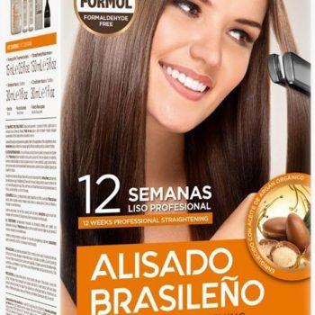 Kativa Alisado Brasileno Kit (Pre Treatment Sh. 15ml